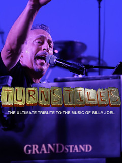 Turnstiles The ultimate tribute to the music of Billy Joel