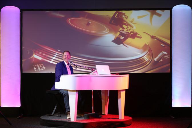 Paul Richard piano