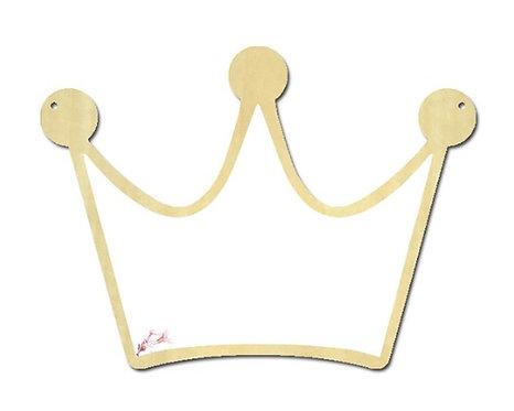 Miroir couronne