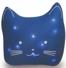 Veilleuse tête de chat