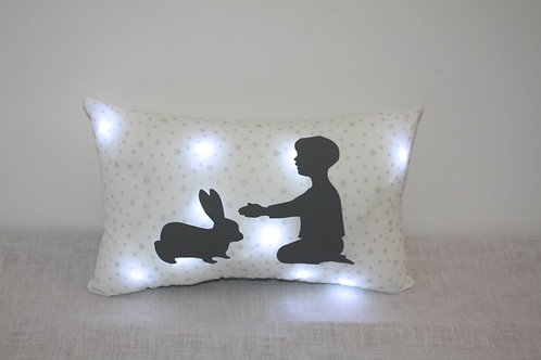Coussin lumineux