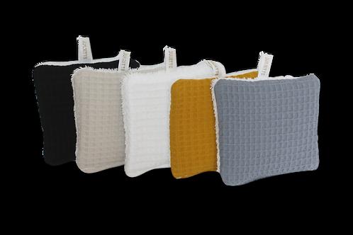 Lingettes en coton