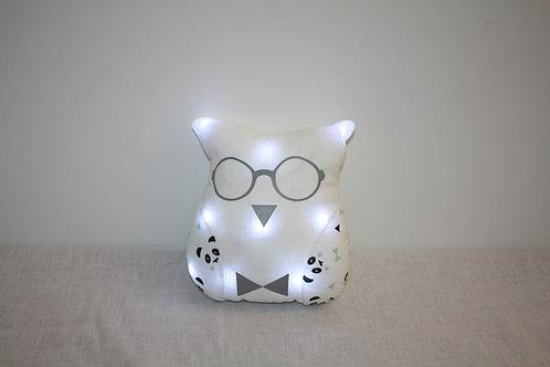 Veilleuse lunette panda