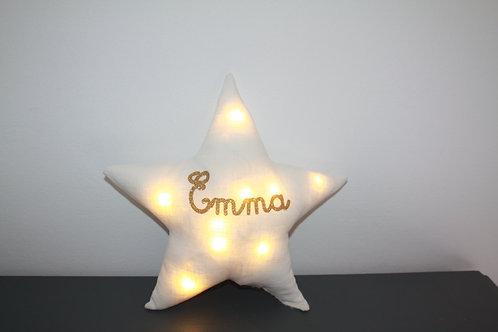 Jeanne la tête dans les étoiles
