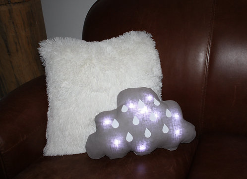 Coussin lumineux nuage