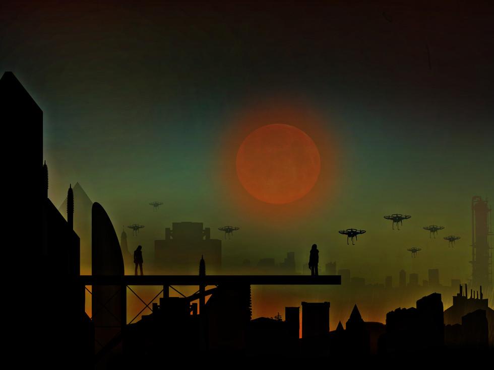 Drone City (2018)