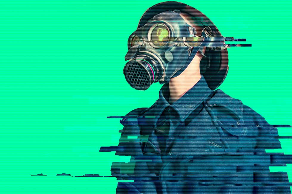 Mask Glitch (2018)