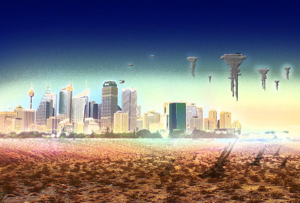 Sky City (2018).