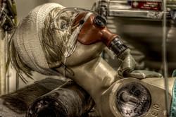 Radiation Mannequin