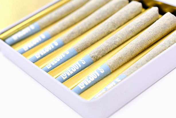 Pre-Rolled 1/8th Ounce Tins