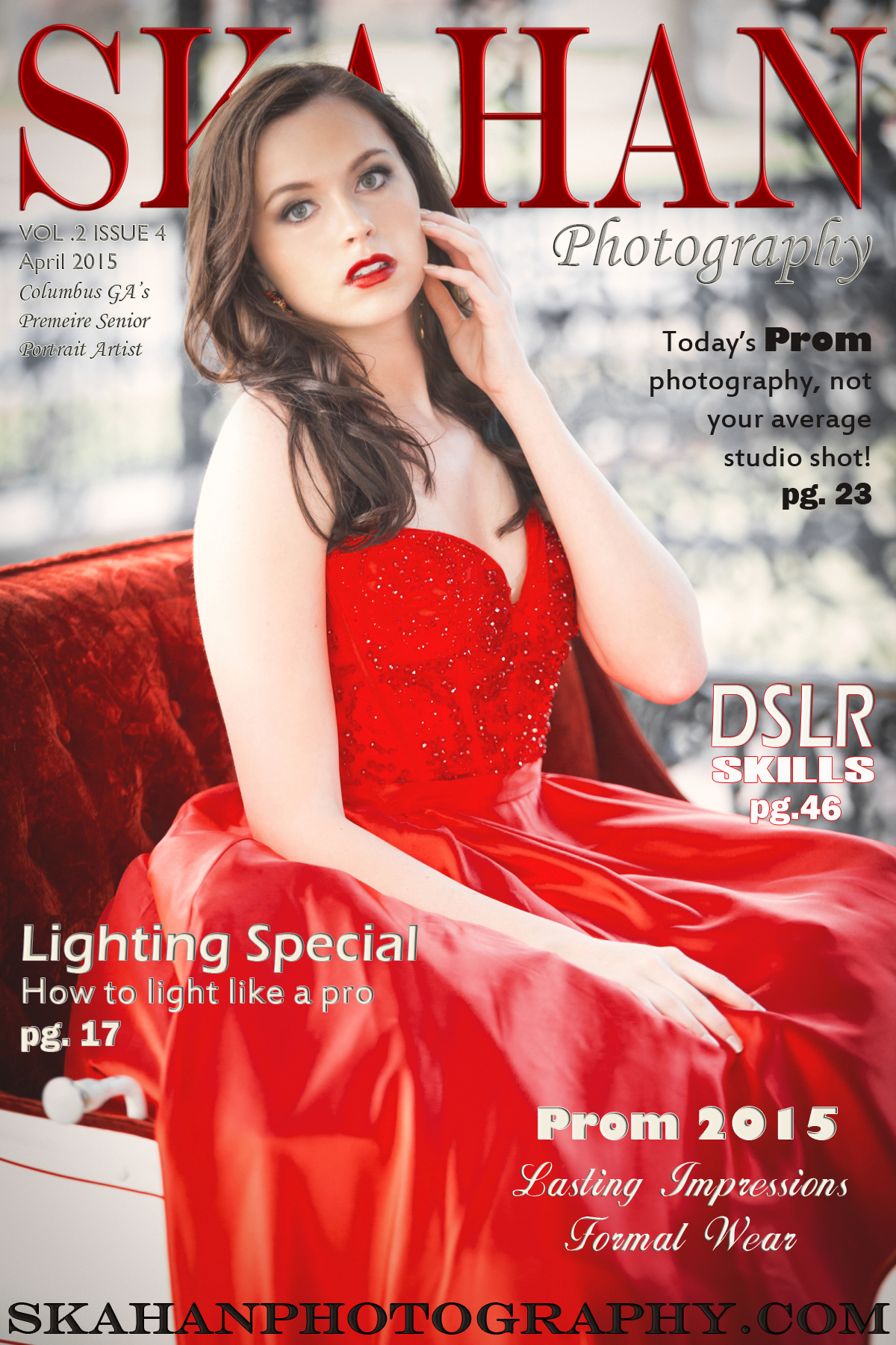 Volume 2 Issue 4 April 2015