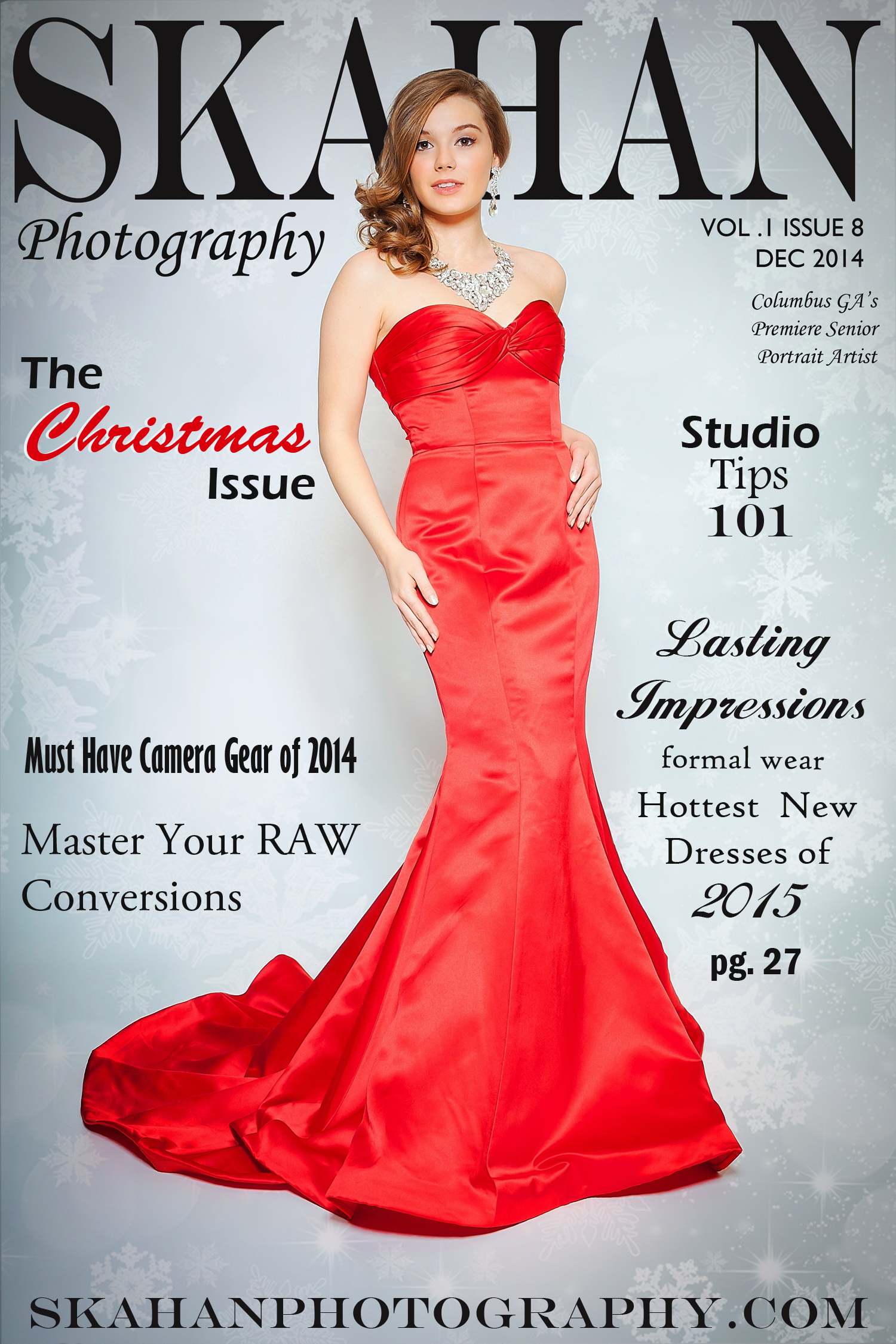 Volume 1 Issue 8 Dec 2014