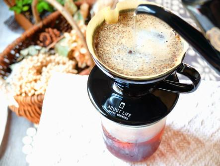 コーヒーの基本抽出