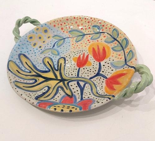 Tulip Platter