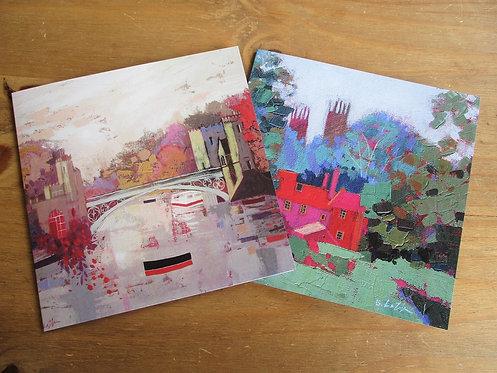 2 Card York Pack