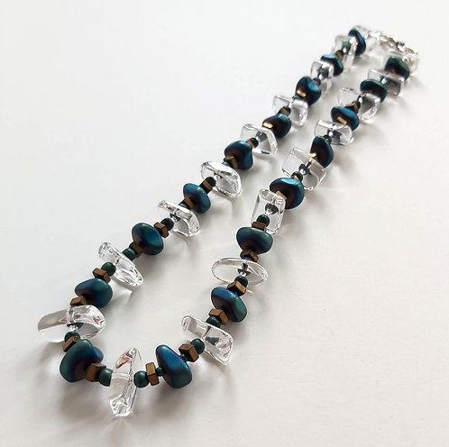 Gemstone Necklace (tt1321)