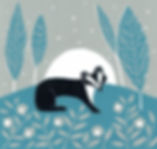 moon-badger-linocut-10-edition-2018-gall