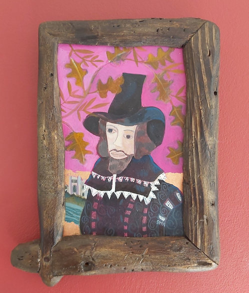 *SOLD* Guy Fawkes