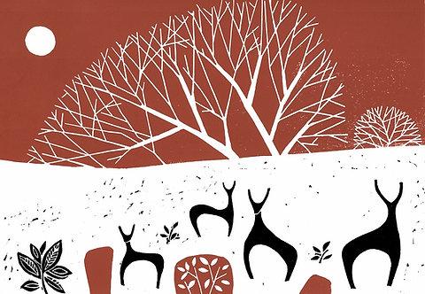 The Gathering (Terracotta)