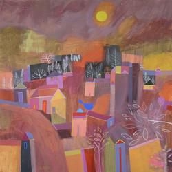 moonlit-alpi-apuane-acrylic-mixedmedia-on-canvas-70x70cm-2021-Gallery