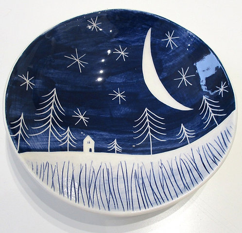 Moonlit Dish