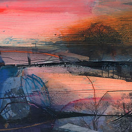 Pink_Moonlight_#2_20x_15cm_(on_birch_pan