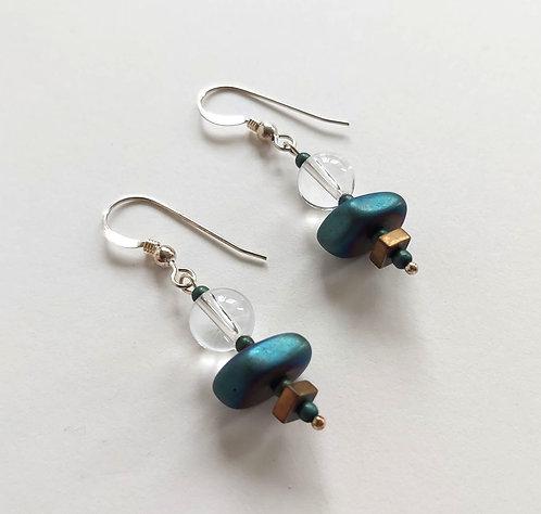 Gemstone Earrings (tt1322)