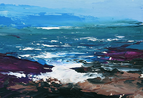 Breaking Waves Study