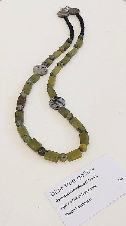 Gemstone Necklace (TT1260)