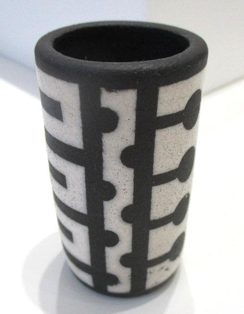 Mini Tube Vase White (EM-22)
