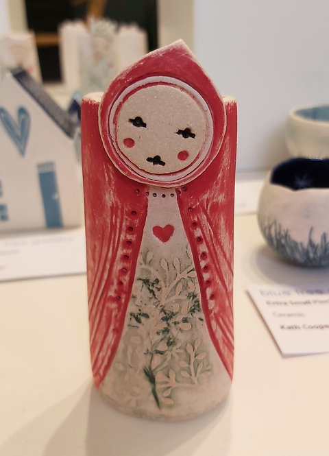 Little Red Riding Hood Bud Vase