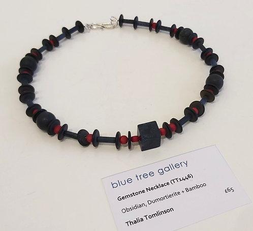 Gemstone Necklace (TT1446)