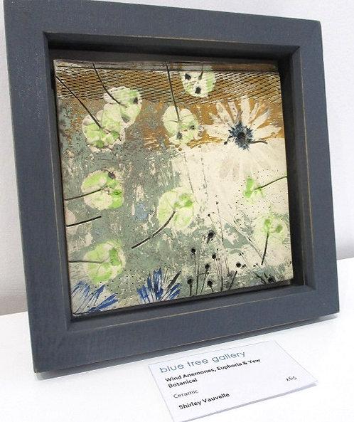 Wind Anemones, Euphoria & Yew Botanical
