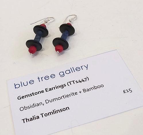 Gemstone Earrings (TT1447)