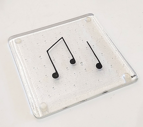 Musical Note Coaster