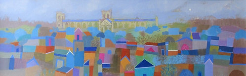 *SOLD* York Rooftops