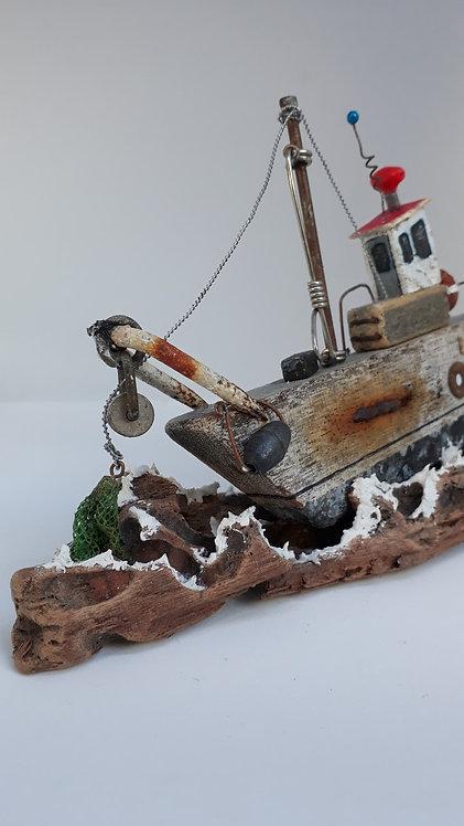 All At Sea Sculpture