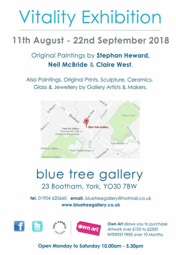 Blue Tree Gallery