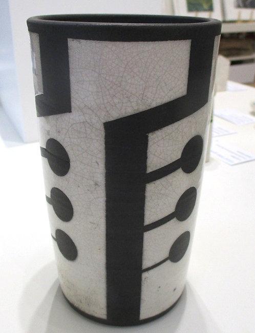 Regular Tube Vase White (EM-012)