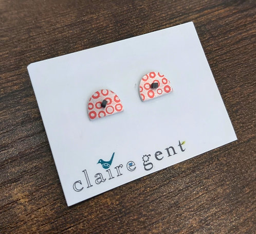 Small Coloured Studs