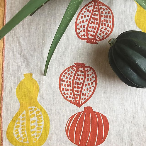 Squash tea towel