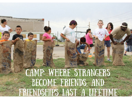 Can summer camp change a kid's life?