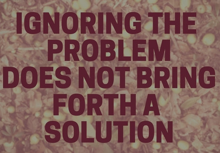YOU Can Solve the Problem.