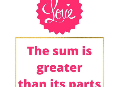 Why is Love Has No Color more than the sum of its parts?