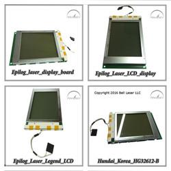 Epilog LCD