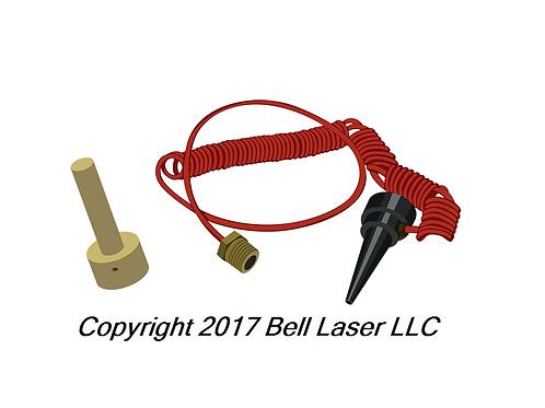 ULS air assist nozzle compatible