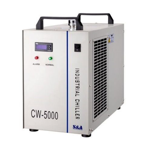Laser Water Chiller, 800 watts cooling CW-5000