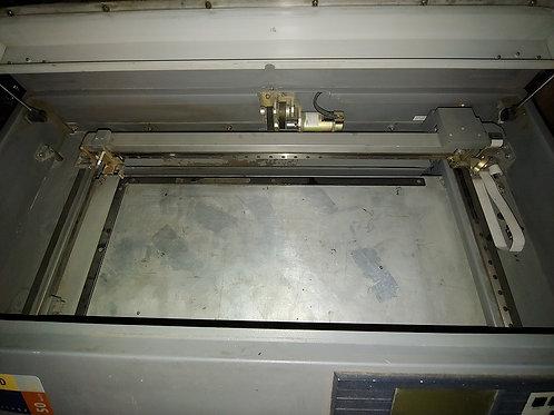 Epilog, ULS, Trotec, Xenetech, Vytek or similar laser machinery support