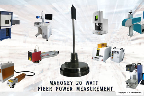 Mahoney CO2/Fiber Laser Power Probe 0-20 watts