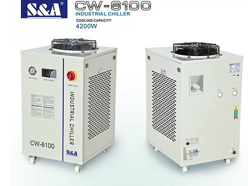 Industrial Water Chiller CW-6100 4200 watts by S&A